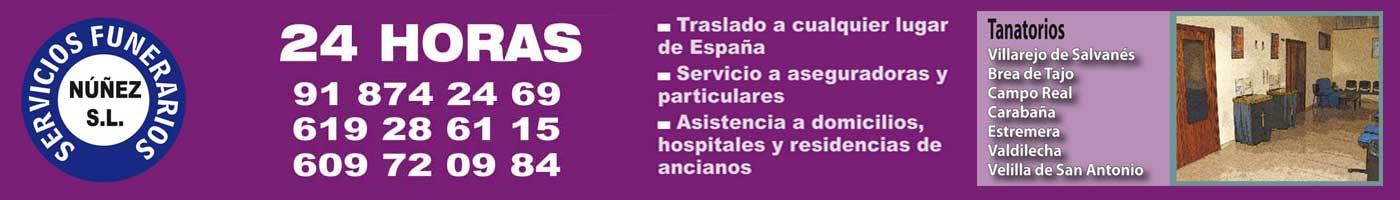 Servicios Funerarios Núñez